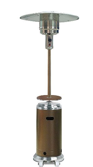 AZ Patio Heaters HLDS01-WCGT Patio Heater Table