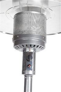 AmazonBasics Commercial Heater Heat Controls