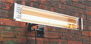Az Patio Heaters Electric Wall Mounted Patio Heater With Remote