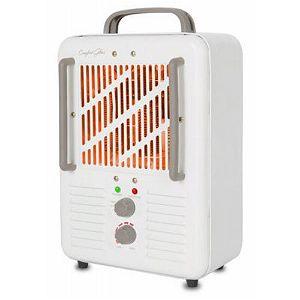 Comfort Glow EUH341 Milk house Style Utility Heater 1500-watt