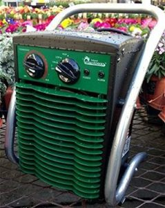 Dr Heater Greenhouse Workshop Heater 220v/3000 watt version, the Best Greenhouse Heater on the Market