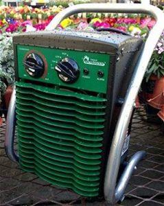 Dr Heater Greenhouse Workshop Heater 220v/3000 watt version, the Best Greenhouse Heater on the Market