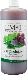 EM-1 Effective Microorganisms Microbial Innoculant