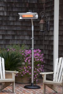 Fire Sense Electric Pole Heater