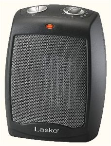 Lasko CD09250 Ceramic Heater with Adjustable ThermostatLasko CD09250 Ceramic Heater with Adjustable Thermostat