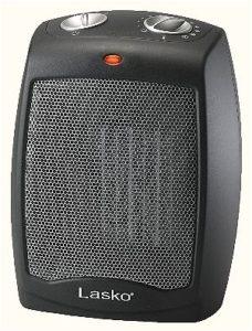 Lasko CD09250 Ceramic Heater with Adjustable ThermostatLasko CD09250 Ceramic Heater with Adjustable Thermostat