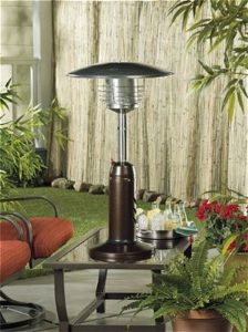 AZ Patio Heaters Portable Table Top Propane Heater