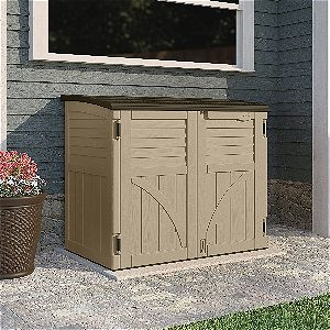 What are the Best Backyard Sheds? Best Resin Storage Shed