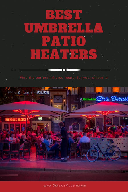 Best Umbrella Patio Heater