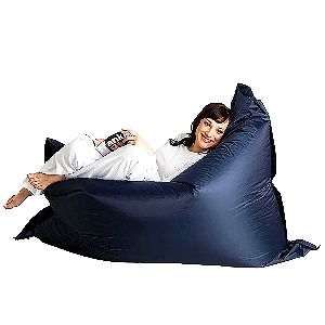 Alta Jumbo Beanbag Chair Navy