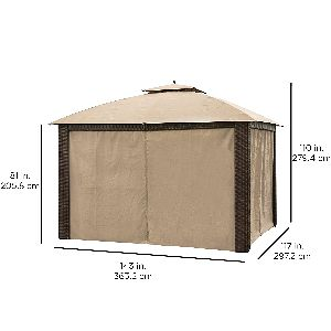 Best Choice Products Soft Top Gazebo Dimensions