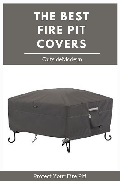Best Fire Pit Covers