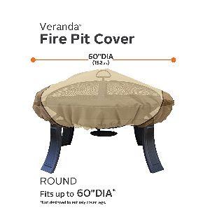 "Classic Accessories Veranda 60"" Fire Pit Cover"