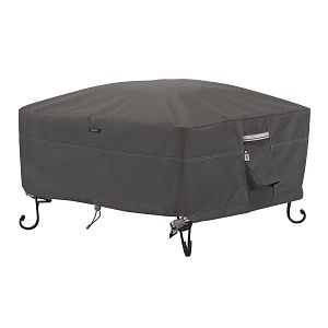 Classic Accessories Ravenna Square Fire Pit Cover, the Best Fire Pit Covers
