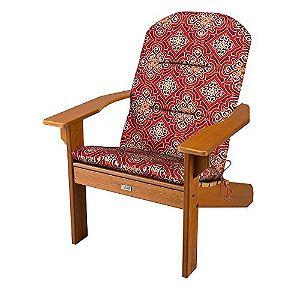 DermaPad Contessa Crimson Adirondack Cushion