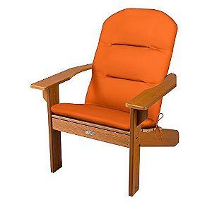 DermaPad Sienna Orange Adirondack Chair Cushion