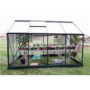 FarmTek Estate Hobby Greenhouse Side View