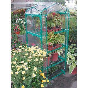 FarmTek 4 Tier Mini Greenhouse