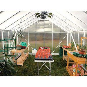 FarmTek GrowSpan Elite Interior