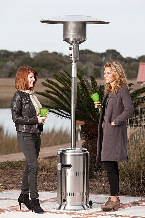 Fire Sense 46000BTU Patio Heater, the Best Patio Heater Available