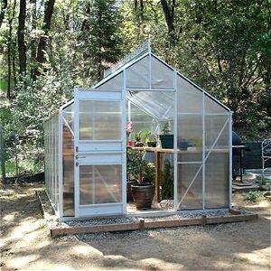 GrowSpan Elite FarmTek Greenhouse