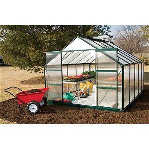 FarmTek Estate Hobby Large Greenhouse