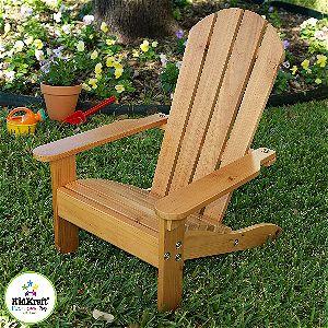 Honey Adirondack Chair by KidKraft