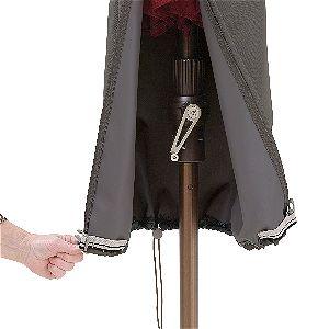 Classic Accessories Ravenna Cover, the Best Patio Umbrella Covers