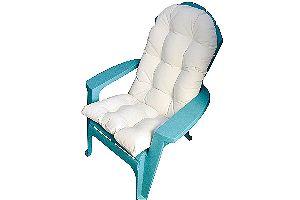Resort Spa Home Adirondack Chair Cushion