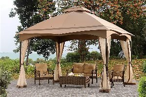 Sunjoy 10 x 12 Soft Top Gazebo