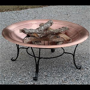 Shine On With The Best Copper Fire Pit Bowl Outsidemodern