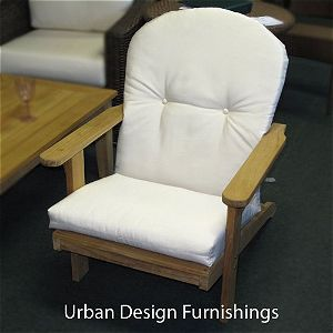 Urban Design Furnishings Adirondack Chair Cushion