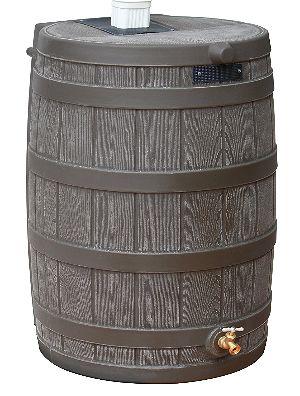 Rain Wizard in Oak, the Best Rain Barrels around!