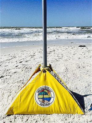 How To Secure A Beach Umbrella