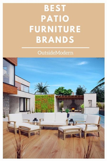 Modway One Of The Best Patio Furniture Brands
