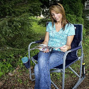 GCI Outdoor Freestyle, the Best Folding Outdoor Rocker Chairs