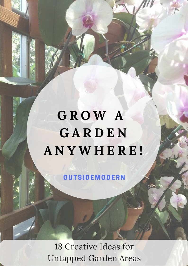 Grow a Garden Anywhere!