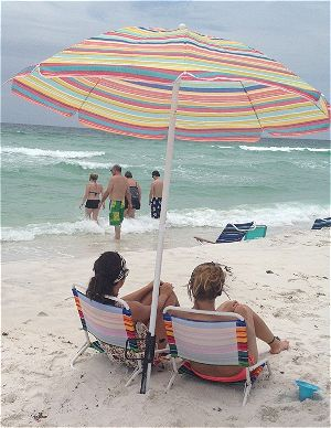 Heavy Duty Anchor Beach Umbrella Sand Anchor