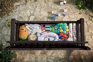 Keter Eden: The Best Outdoor Storage Bench Available