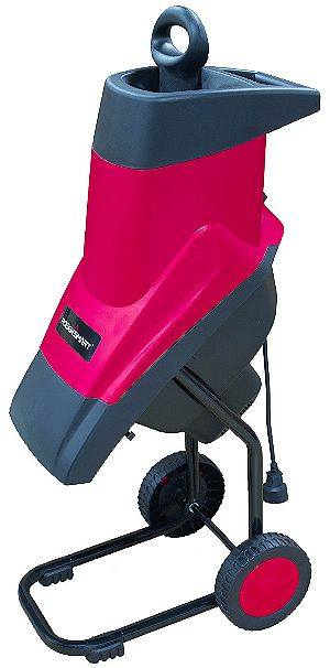 PowerSmart Power Smart PS10 15 Amp Electric Chipper Shredder