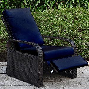 ART TO REAL Outdoor Recliner, the best outdoor recliner chair