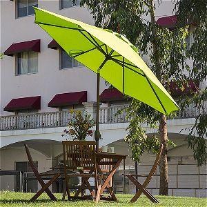 Abba Patio Sunbrella Patio Umbrella 9 Feet