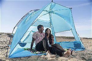 Arcshell Premium Extra Large Pop Up Beach Tent