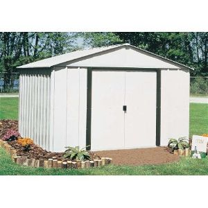 Arrow Arlington Steel Storage Shed