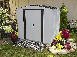 Arrow Newburgh Steel Storage Shed, Arrow Shed Review