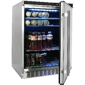 Blaze Blz-Ssrf-50D Outdoor Rated Refrigerator