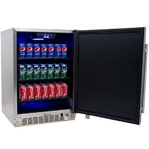 EdgeStar CBR1501SSOD Outdoor Refrigerator