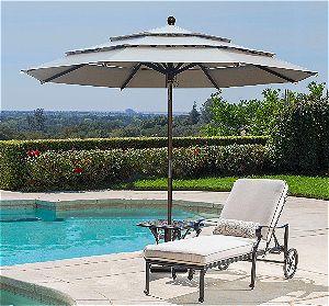 Elite Shade Sunbrella 9Ft, the Best Commercial Umbrellas for Restaurants