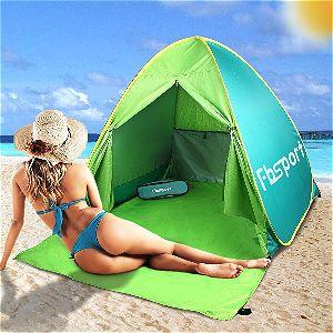 FBSPORT Baby Beach Tent Pop Up Portable Shade