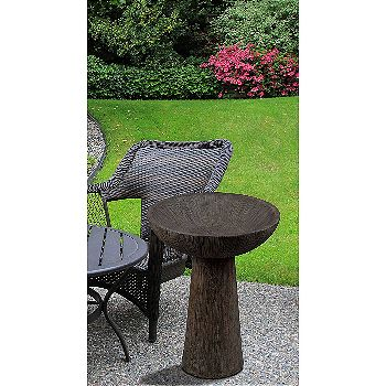 Kenroy Home 50018DW Forest Bird Bath